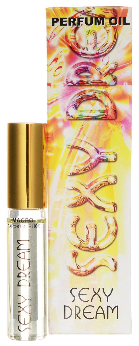 Floralis Масло парфюмерное Sexy Dream, 8 млLCO12550Откровенный, романтический аромат, навевающий сладкие воспоминания… Прозрачные и окутывающие ноты белого лотоса, фиалки и мимозы в сочетании с наваждением яркого мускуса создадут Ваш нежный и соблазнительный образПарфюмерные масла — бесспиртовая форма концентрированной парфюмерии, которая благодаря высокой концентрации душистой композиции дольше сохраняет аромат и требует значительно меньшей дозировки, чем обычные туалетные воды и духи.