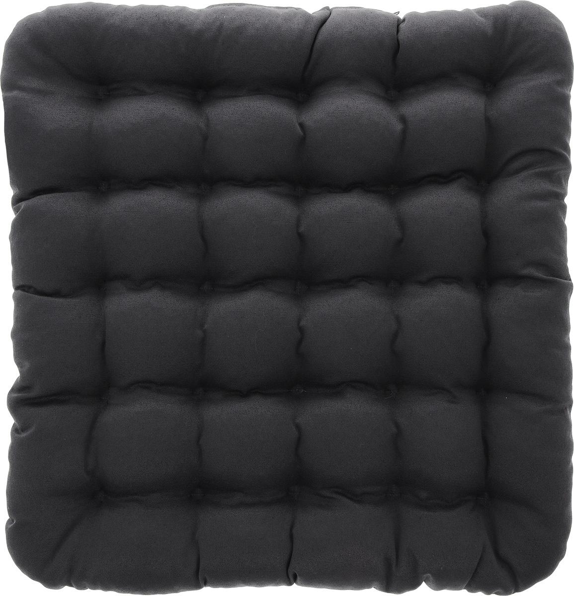 Подушка на стул Smart Textile Уют, наполнитель: лузга гречихи, 40 х 40 см1004900000360Квадратная подушка Smart Textile Уют выполнена из хлопчатобумажной ткани и полиэстера, внутри - наполнитель из лепестков гречишной лузги. Изделие простегано на ячейки, тем самым обеспечивая еще больший массажный эффект, а плотная износостойкая ткань хорошо удерживает наполнитель, сохраняет форму и обеспечивает долгий срок службы.Такая подушка обладает множеством полезных качеств:- Хорошо проветривается;- Предупреждает потение;- Поддерживает комфортную температуру; - Обминается по форме тела; - Обеспечивает микромассаж; - Улучшает кровообращение;- Исключает затечные явления;- Предупреждает развитие заболеваний, связанных с сидячим образом жизни. Подушка Smart Textile Уют прекрасно подходит для любых стульев и кресел. Застежка-молния позволяет регулировать плотность наполненности подушки. Подушка упакована в пластиковую сумку-чехол на застежке-молнии с ручкой для комфортной переноски и хранения. Рекомендации по уходу: - Стирка запрещена,- Нельзя отбеливать,- Не гладить,- Химчистка только с использованием углеводорода, хлорного этилена,- Сушить на горизонтальной поверхности. Материал чехла: смесовая ткань (51% хлопчатобумажная ткань, 49% полиэстер). Материал наполнителя: лузга гречихи.