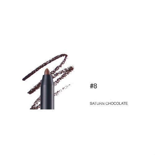 Touch in SOL Карандаш для глаз Style Neon, цвет: №8 Saturn chocolate28032022Супер стойкий гелиевый карандаш насыщенного цвета, с водостойкой и не смазывающейся формулой. Разнообразие неоновых оттенков в коллекции Style Neon's выводит гелиевые карандаши на совершенно новый уровень. Благодаря своей текстуре карандаш скользит, оставляя безупречно ровную и четкую линию, которая остается яркой в течение всего дня. Создайте образ, который подчеркнет ваши глаза при помощи неоновых оттенков или, совместив их с базовым черным цветом, что придаст вашему взгляду еще более дерзкий вид. НЕ СОДЕРЖИТ парабенов. Этот продукт веганский, гипоаллергенный, не содержит глютен