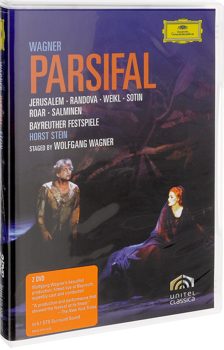 Horst Stein,Bayreuth Festival. R. Wagner - Parsifal - Highlights danielle stein fairhurst using excel for business analysis