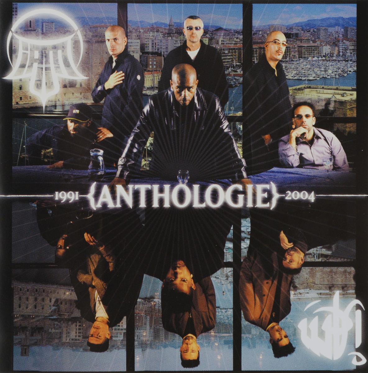 Исполнитель: IAMАльбом: ANTHOLOGIE 1991-2004Производитель: DELABEL