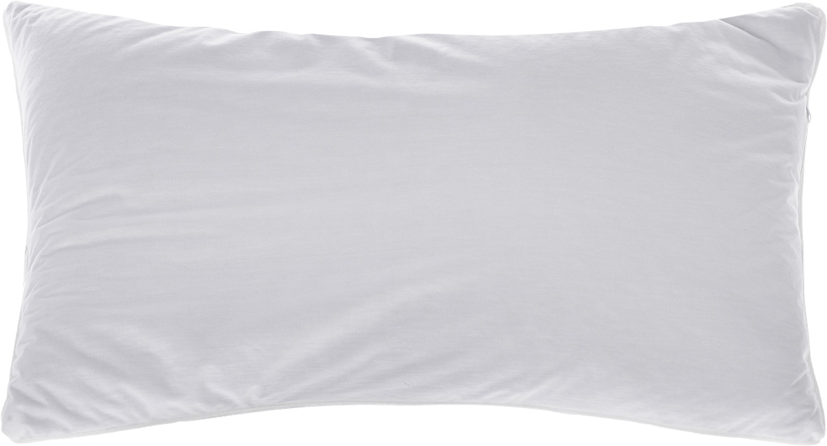 Подушка Smart Textile Эко-сон, наполнитель: лузга гречихи, 38 х 58 см17102024Подушка Smart Textile Эко-сон подарит вам незабываемое чувство комфорта и умиротворения. Чехол выполнен из ткани тенсель. Изделие имеет окантовку и застежку-молнию, через которую удобно отсыпать наполнитель, если подушка вам покажется высокой или плотной. Тенсель - это ткань натурального происхождения, которая выполнена из древесного австралийского эвкалипта. Верхний слой 100% Tentel, который покрыт дышащей, водоотталкивающей, полиуретановой оболочкой. Наполнителем в такой подушке является лузга гречихи.Лузга гречихи дает естественную поддержку головы в удобном положении во время сна, улучшая кровоток, обеспечивает максимальный прилив бодрости и сил после отдыха. Лепестки лузги гречихи имеют полую трехгранную структуру, наполнитель легкий и динамичный, позволяет принять во сне естественную поддержку головы в удобном положении.Подушка обладает антибактериальной активностью к культурам St.aureus (Золотистый стафилококк) и Kl.pneumonia (Клебсиелла пневмония).Аллергия - это довольно неприятное явление для человека, обладающего повышенной чувствительностью к какому-либо компоненту окружающей его среды. Одним из самых распространенных аллергенов - это пыль, а точнее пылевые клещи, которые и вызывают недомогания. Лечение аллергии - довольно сложный процесс. Поэтому эффективнее всего будет профилактика аллергии. Лучший способ предотвратить возникновение аллергической реакции - это избегать контакта с аллергеном или, по крайней мере, свести эти контакты к минимуму. Ткань непроницаема для клеща, домашней пыли и аллергенов. При этом она сохраняет проницаемость для воздуха и паров воды. Клещ не получает основную его пищу - это мельчайшие частицы нашей кожи, поэтому быстро гибнет. Рекомендации по уходу:Ручная стирка при температуре воды до 60°С.Отбеливание запрещено.Разрешены деликатная барабанная сушка, химчистка и глажка.