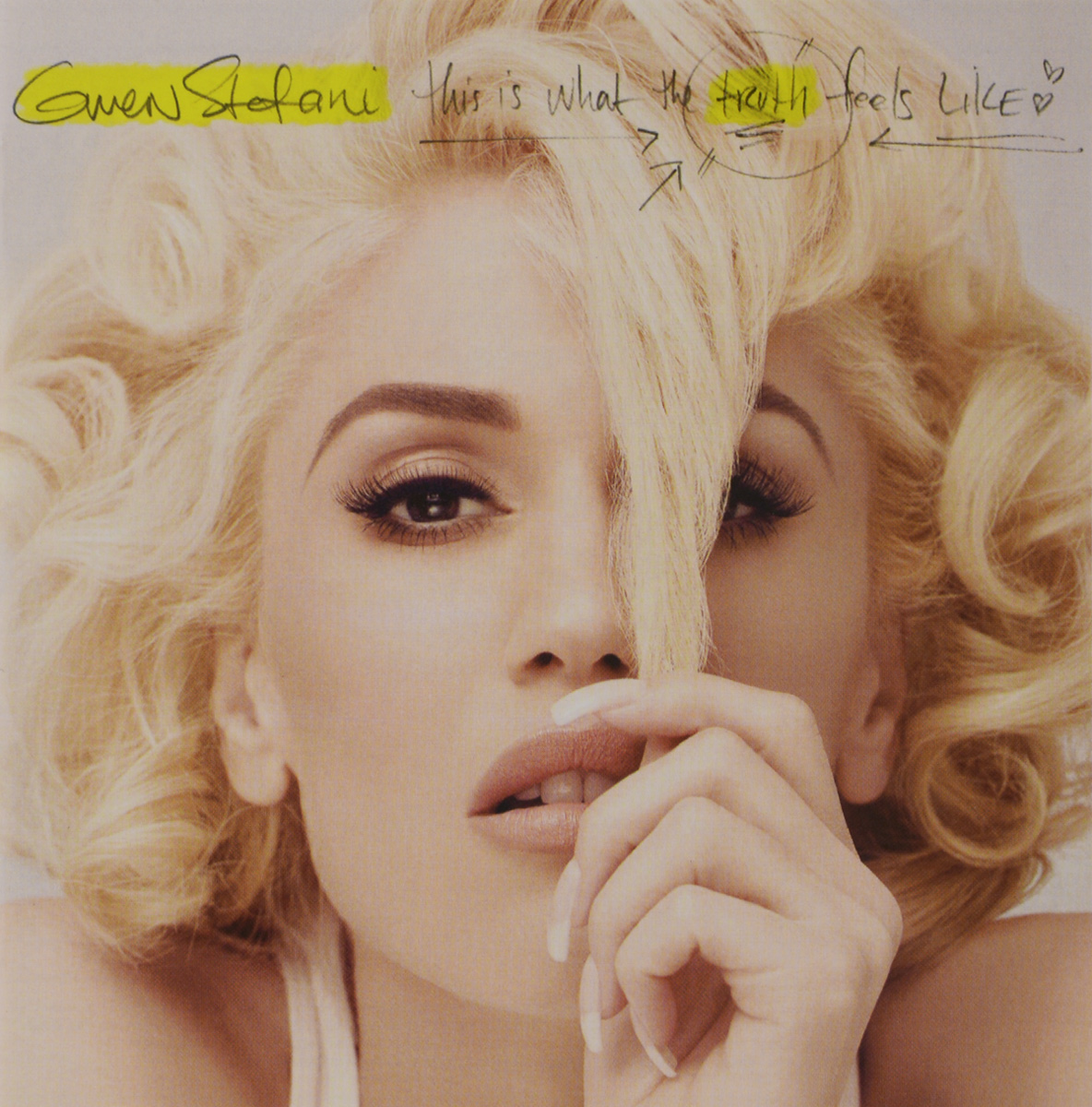 Гвен Стефани Gwen Stefani. This Is What The Truth Feels Like a kiss like this