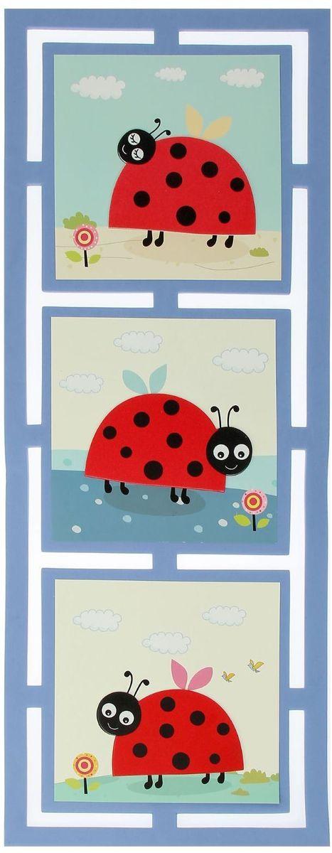 Наклейка интерьерная EVA Зоопарк 70,5 х 26 см -  Детская комната