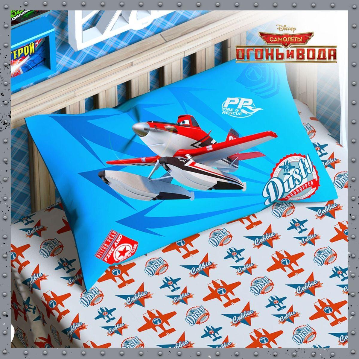 Disney Подушка панно Самолеты 50 х 70 1153116 - Детский текстиль