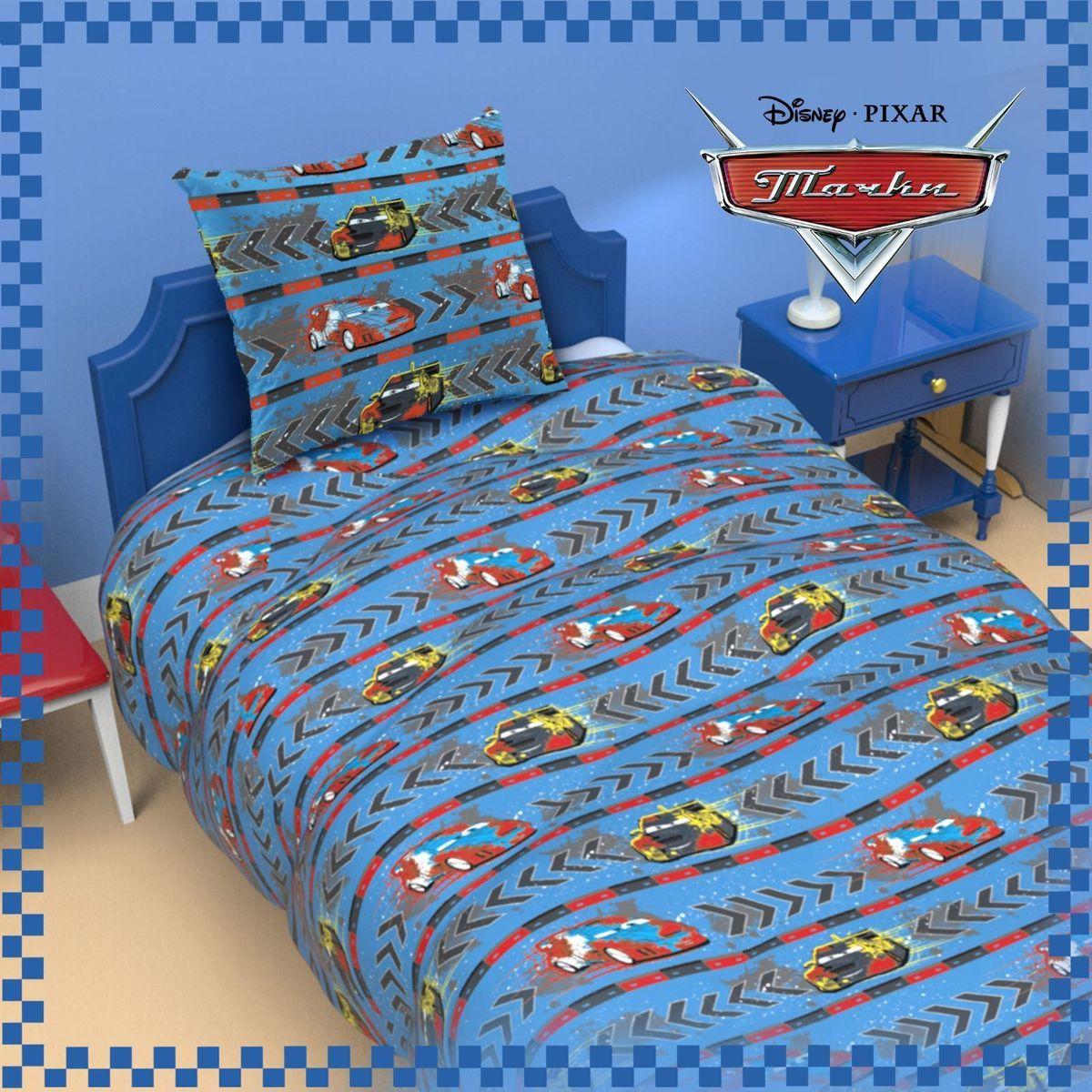 Disney Подушка Тачки 50 х 70 1153163531-105Сказочные сны с любимыми героями Disney. Маленький любитель мультфильмов Disney будет в восторге от этого яркого одеяла ! Оно подарит крохе захватывающие сны и по-настоящему доброе утро.Почему?Потому что одеяло изготовлено в России на современном оборудовании, а при нанесении рисунка использовались только качественные европейские красители.Над дизайном работала команда настоящих мастеров своего дела: очаровательные персонажи мультфильмов, детально проработанная картинка, гармоничное сочетание цветов — всё это результат их кропотливой работы.В качестве наполнителя для изделия используется файбер — практичный, безопасный и мягкий материал. Именно поэтому одеяло:поддерживает комфортную температуру тела во время сна;не способствует появлению аллергии и раздражения;позволяет коже дышать и впитывает влагу;хорошо переносит многочисленные стирки, сохраняя первоначальную форму и внешний вид;Чехол выполнен из поплина — прочной, невероятно приятной на ощупь хлопковой ткани, которая хорошо поддаётся окрашиванию и также позволяет коже дышать.Состав:Чехол: хлопок 100 %, поплин 125 г/м?.Наполнитель: файбер 200 г/м?.Рекомендации по уходу за изделием: стирайте при температуре не выше 40 °C без использования отбеливателей. Сушите в горизонтальном положении.