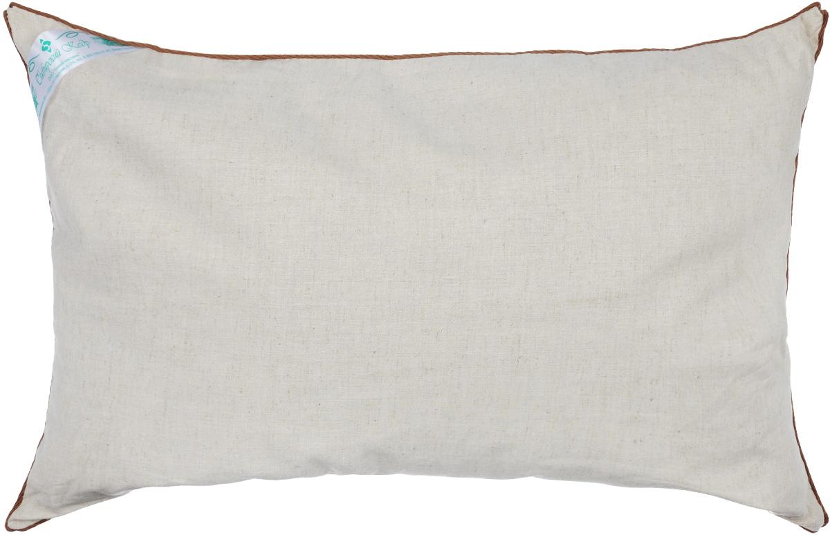 Подушка Smart Textile Кедровая, наполнитель: пленка ядра кедрового ореха, 40 х 60 см16057Подушка Smart Textile Кедровая, наполненная пленкой ядра ореха сибирского кедра, перенесет вас в крепкий и здоровый сон, как будто под открытым небом в летнюю ночь.Пленка ядра кедрового ореха - поистине уникальна. Ее традиционно используют в профилактических и лечебных целях. Продукция с данным наполнителем цениться во всем мире. Такие подушки обладают ортопедическим эффектом и нормализует сон, служат профилактикой многих заболеваний (бронхит, астма, туберкулез и т.д.), благодаря содержащимся фитонцитам сибирского кедра, которые сдерживают рост болезнетворных бактерий и уничтожают их, улучшают общее самочувствие и укрепляют иммунитет, помогая вашему организму более эффективно бороться с простудными заболеваниями. Кедровые подушки хороши абсолютно для всех, даже для детей, так как наполнитель абсолютно гипоаллергенный, особенно полезно использовать такие подушки для детских учреждений - садиков, лагерей, интернатов. Сама подушка приятна на ощупь, что сделает ваш отдых более комфортным. Сон на такой подушке восстановит ваш энергетический баланс после тяжелого дня и сделает ваш день более продуктивным. Чехол выполнен из льна, имеет окантовку и застежку-молнию, через которую удобно отсыпать наполнитель, если подушка вам покажется высокой или плотной.
