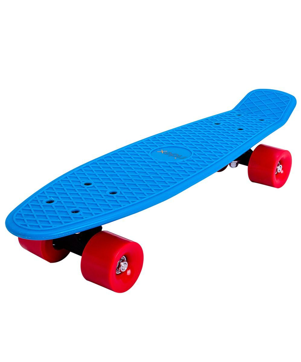 Пластборд Ridex Azzurro, 22.5x6 , 608Z - Скейтборды и пенни борды