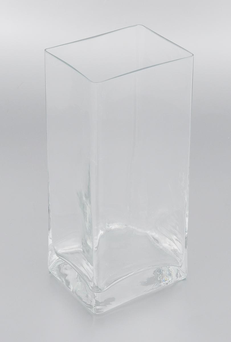 Ваза Pasabahce Botanica, высота 22 смFS-80299Ваза Pasabahce Botanica, выполненная из натрий-кальций-силикатного стекла, сочетает в себе изысканный дизайн с максимальной функциональностью. Ваза прямоугольной формы имеет гладкие прозрачные стенки. Такая ваза придется по вкусу и ценителям классики, и тем, кто предпочитает утонченность и изысканность.Можно мыть в посудомоечной машине. Размер вазы по верхнему краю: 10 х 8 см.Высота: 22 см.