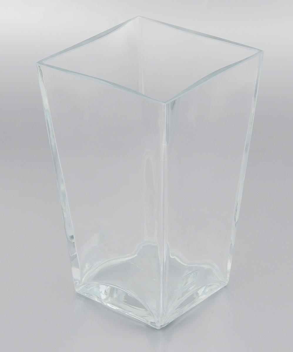 Ваза Pasabahce Botanica, высота 19,5 смFS-80423Ваза Pasabahce Botanica, выполненная из натрий-кальций-силикатного стекла, сочетает в себе изысканный дизайн с максимальной функциональностью. Такая ваза придется по вкусу и ценителям классики, и тем, кто предпочитает утонченность и изысканность.Можно мыть в посудомоечной машине. Размер вазы по верхнему краю: 11,5 х 11,5 см.Высота: 19,5 см.