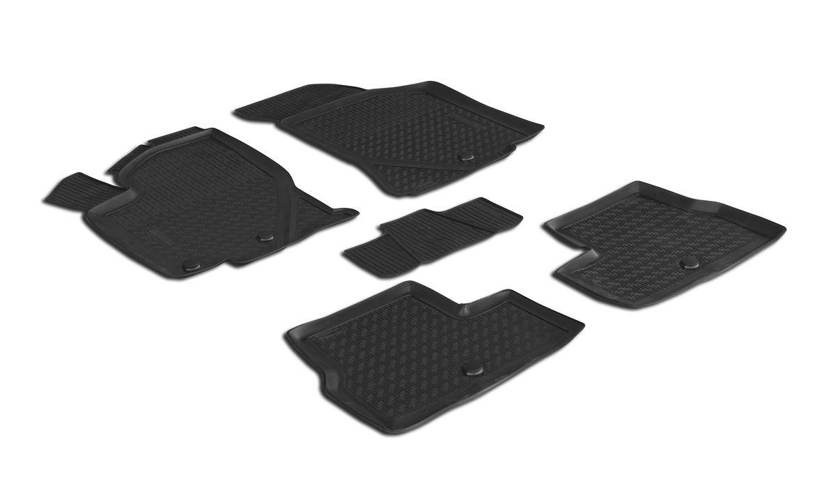 Коврики салона Rival для Lada Kalina (HB, WAG) 2004-2013, 2013-, c перемычкой, полиуретан14701006Прочные и долговечные коврики Rival в салон автомобиля, изготовлены из высококачественного и экологичного сырья, полностью повторяют геометрию салона вашего автомобиля.- Надежная система крепления, позволяющая закрепить коврик на штатные элементы фиксации, в результате чего отсутствует эффект скольжения по салону автомобиля.- Высокая стойкость поверхности к стиранию.- Специализированный рисунок и высокий борт, препятствующие распространению грязи и жидкости по поверхности коврика.- Перемычка задних ковриков в комплекте предотвращает загрязнение тоннеля карданного вала.- Произведены из первичных материалов, в результате чего отсутствует неприятный запах в салоне автомобиля.- Высокая эластичность, можно беспрепятственно эксплуатировать при температуре от -45 ?C до +45 ?C.Уважаемые клиенты!Обращаем ваше внимание,что коврики имеет формусоответствующую модели данного автомобиля. Фото служит для визуального восприятия товара.