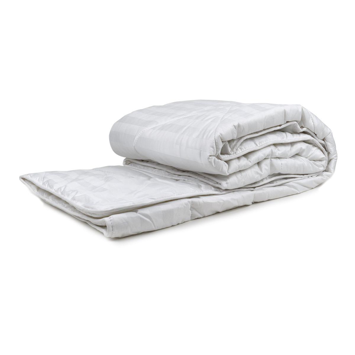 Одеяло стеганое Daily by Togas, наполнитель: шерсть, цвет: экрю, 140 х 200 см. 44.884S03301004Одеяло стеганое Daily by Togas мягкое и комфортное, рассчитано на сезон осень-зима. Наполнитель изготовлен из овечьей шерсти и полиэфирного волокна, такие одеяла согревают, впитывают и отводят влагу и дышат.Чехол одеяла выполнен из сатина, мягкого и шелковистого хлопкового материала. Это одеяло может стать нужным приобретением для дома или хорошим подарком на любое торжество.