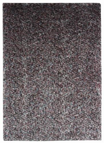Ковер Oriental Weavers Карнивал Шаг, цвет: фиолетовый, 100 см х 150 см. 520 4THN132NВ этой коллекции длинноворсовых ковров сочетаются нити разного цвета и толщины, поэтому создается ощущение многомерности ковра, что украшает любой интерьер от классического до современного.