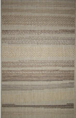 Ковер Oriental Weavers Энжи (Фом), цвет: светло-коричневый, 120 х 180 см. 480 D16796Ковер-циновка на резиновой основе - это практичное и современное решение не только для прихожих, но и веранд.