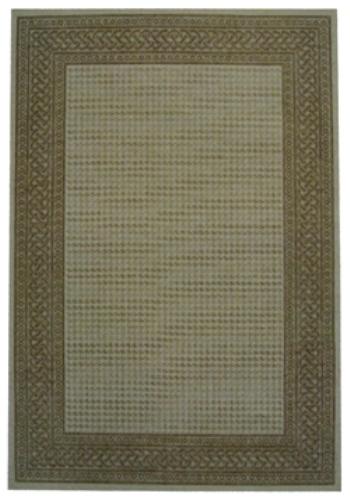 Коврик прикроватный Oriental Weavers Давн, цвет: коричневый, 80 см х 160 см. 522 DES-412Циновка из полипропилена - удобно, практично, современно. Оригинальный ковер от известной Египетской фабрики Oriental Weavers подойдет для современных и классических интерьеров.