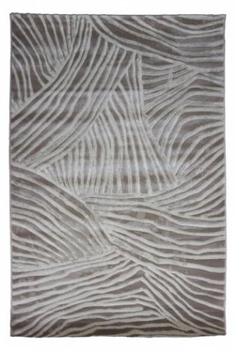 Ковер Oriental Weavers Скай Лайн, цвет: серо-коричневый, 120 х 180 см. 661 ХFS-91909Высокоплотный ковер с рельефной стрижкой из полипропилена - станет незаменимым для спальни и гостиной. Стильный ковер Oriental Weavers непременно дополнит и классический, и современный интерьеры.