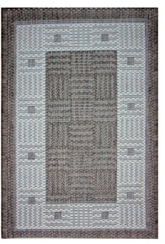 Ковер Oriental Weavers Давн, цвет: бежевый, 120 см х 170 см. 879 NFS-80299Циновка из полипропилена-удобно, практично, современно
