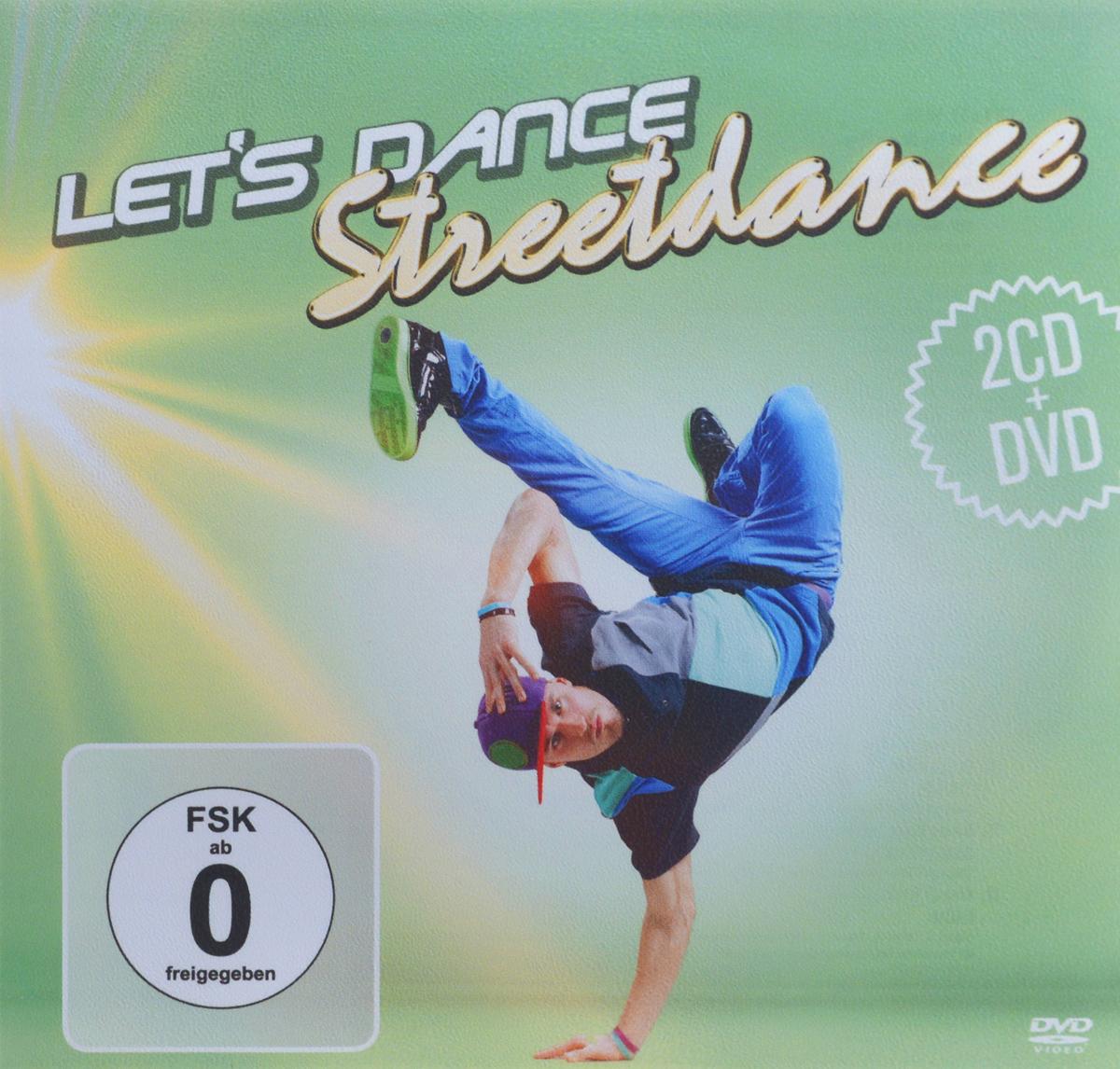 Let's Dance. Streetdance (2 CD + DVD) van der graaf generator van der graaf generator live in concert at metropolis studios london 2 cd dvd