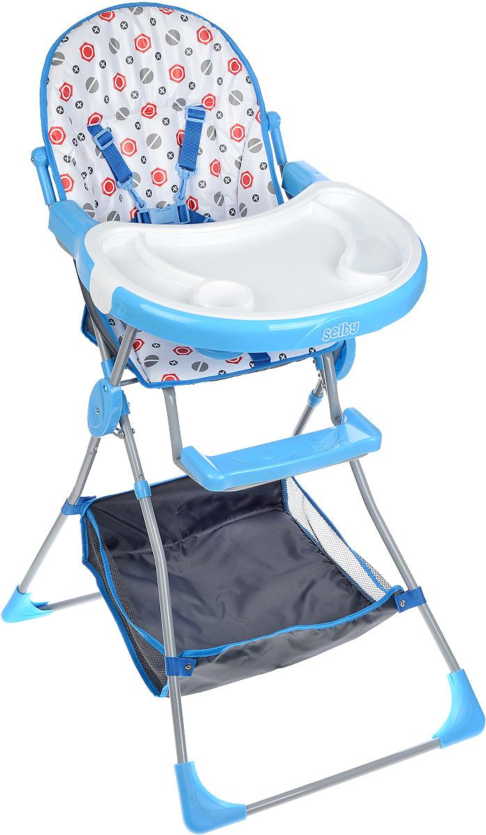 """Ваш малыш уже научился сидеть? Теперь его можно смело сажать в детский стульчик для того, чтобы ему и маме было удобно во время кормления. При выборе стульчика для кормления необходимо обратить внимание на то, насколько он удобен, безопасен и прост в использовании. Детские стульчики можно использовать не только во время еды, но и для совместных развивающих игр с малышом: лепки, рисования, вырезания, наклеивания, игры с кубиками и мозаикой, собирания пазлов. Ребенок с удовольствием самостоятельно поиграет, сидя в стульчике, пока вы готовите обед. Хороший детский стульчик прослужит вам достаточно долго, поэтому к его выбору нужно подходить весьма тщательно. """"Selby"""" - европейская марка качественных детских товаров. Стульчик для кормления """"Кружочки"""" - красивый, качественный и удобный. Он обязательно понравится вам и вашему малышу. Благодаря компактной и складной конструкции, он хорошо разместится в небольшом помещении. Стул имеет широкий двойной столик со съемной столешницей и..."""