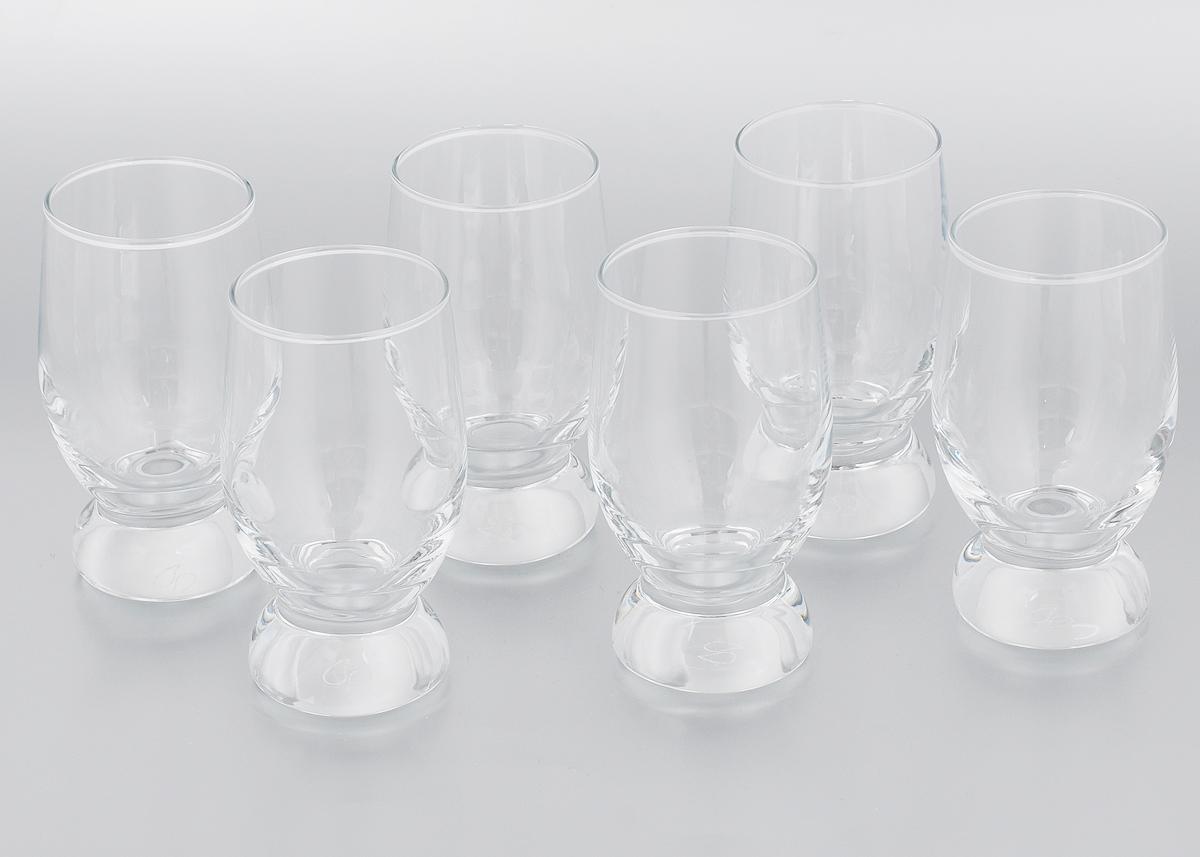 Набор стаканов Pasabahce Aquatic, 220 мл, 6 штVT-1520(SR)Набор Pasabahce Aquatic состоит из 6 стаканов, выполненных из прочного натрий-кальций-силикатного стекла, которое выдерживает нагрев до 70°С. Стильный лаконичный дизайн, роскошный внешний вид и несравненное качество сделают их великолепным украшением стола. Подходят для мытья в посудомоечной машине. Можно использовать в микроволновой печи и для хранения пищи в холодильнике. Диаметр (по верхнему краю): 5,5 см. Высота стакана: 11,5 см.