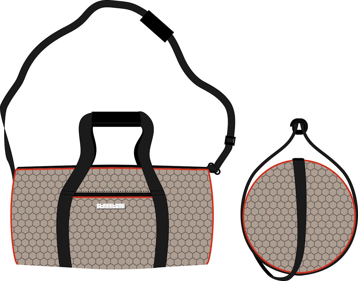 Proff Сумка для сменной обуви Street BallSP16-FLS-08Сумка спортивная Proff Street Ball современного дизайна - практичный аксессуар, который порадует каждого школьника. Сумка предназначена для хранения и переноски спортивной или сменной обуви. Также в сумку можно складывать форму и все необходимые вещи. Вместительное отделение на молнии. Один внешний карман. Размер: 45 х 22 см.