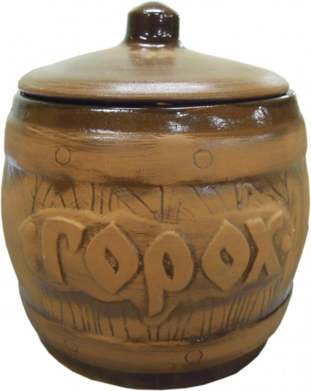Бочонок Борисовская керамика Горох, 1,2 л бочонок ду 50 в юао