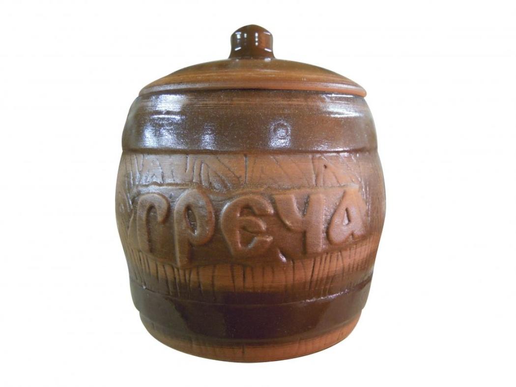 Бочонок Борисовская керамика Греча, 1,2 л бочонок ду 50 в юао