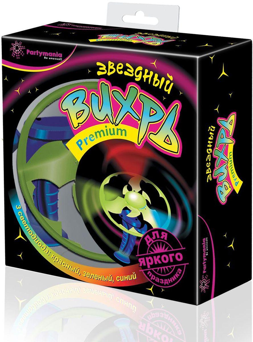Partymania Звездный вихрь Премиум ороситель truper с 3 соплами с пластиковой основой