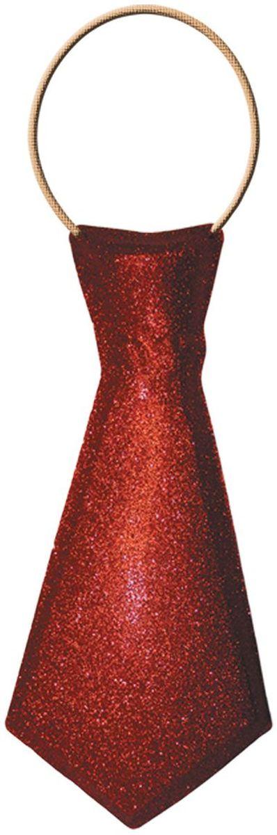 Галстук карнавальный с обсыпкой блестками, на резинке. Длина 32 см. Цвета в ассортименте: золотой, красный, серебряный, синий, зеленый, розовый. Материал ПВХ.