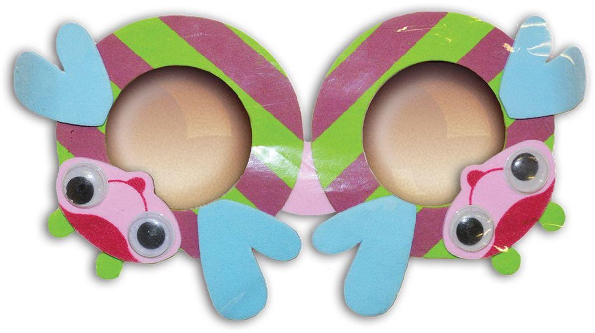 Яркие и веселые детские очки в виде забавных животных поднимут настроение Вашему ребенку.