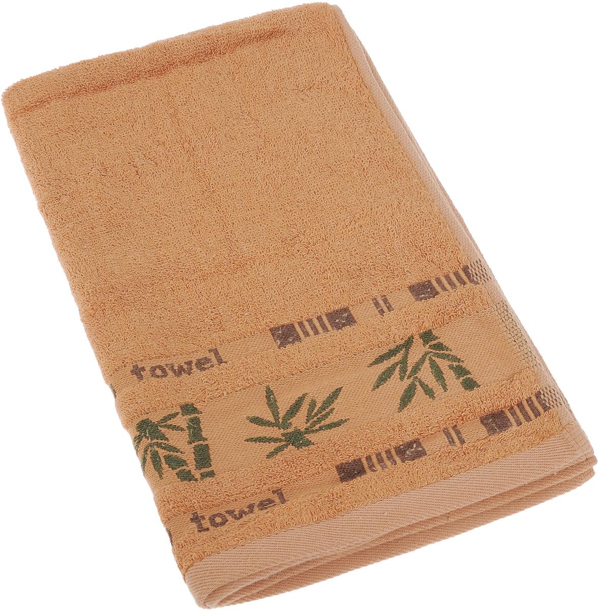 Полотенце Soavita Betty, цвет: терракотовый, 40 х 60 см68/5/3Полотенце Soavita Betty выполнено из 100% бамбукового волокна. Изделие отлично впитывает влагу, быстро сохнет, сохраняет яркость цвета и не теряет форму даже после многократных стирок. Полотенце очень практично и неприхотливо в уходе. Оно создаст прекрасное настроение и украсит интерьер.
