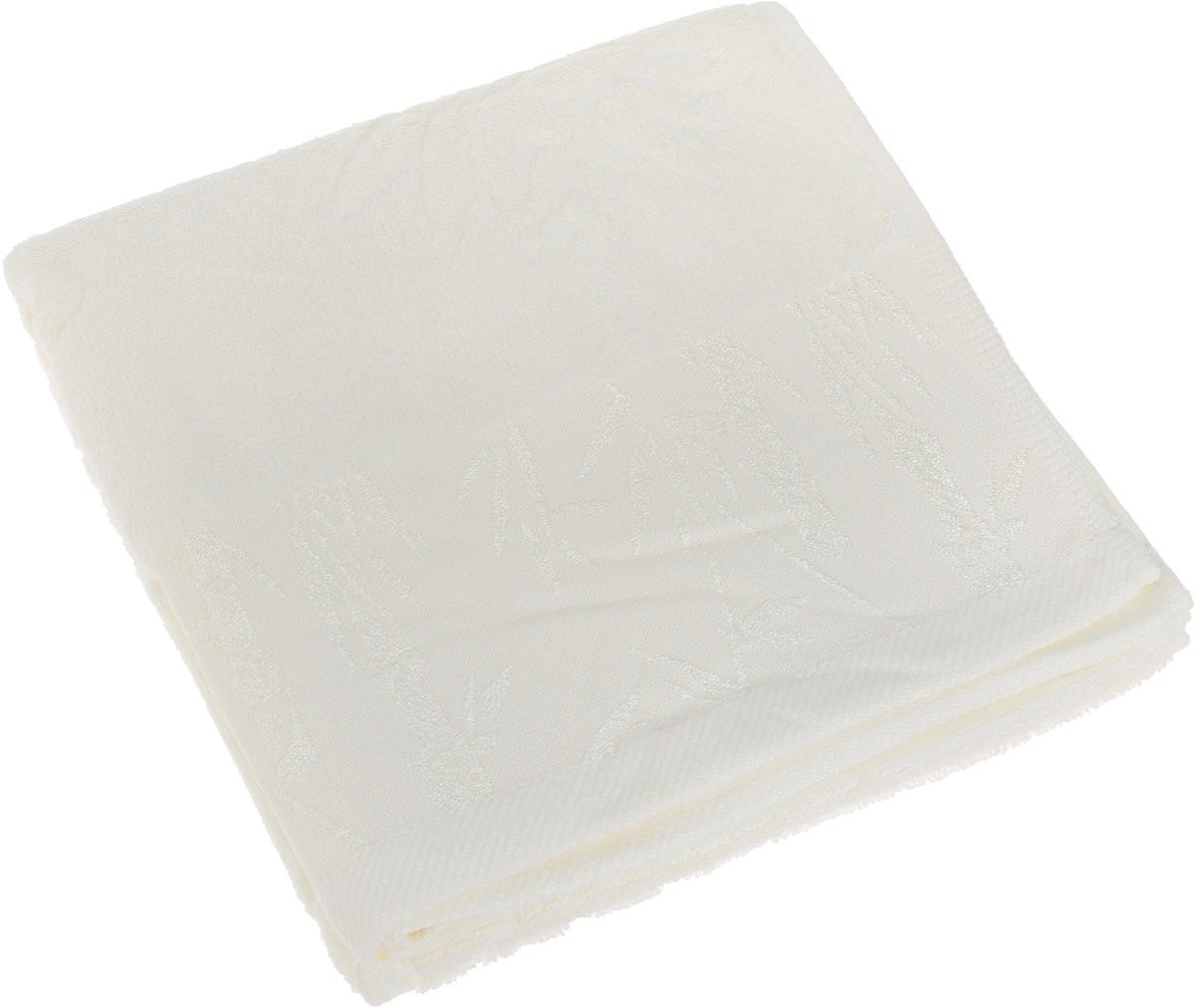 Полотенце Soavita Nancy, цвет: белый, 50 х 90 смWUB 5647 weisПолотенце Soavita Nancy выполнено из 100% бамбукового волокна. Изделие отлично впитывает влагу, быстро сохнет, сохраняет яркость цвета и не теряет форму даже после многократных стирок. Полотенце очень практично и неприхотливо в уходе. Оно создаст прекрасное настроение и украсит интерьер в ванной комнате.
