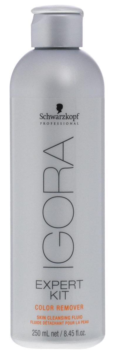 Igora Color Remover Средство для снятия краски с кожи 250 млMP59.4DЛосьон мягко удаляет пятна краски с кожи, которые могут появиться во время процедуры окрашивания. Эффект проявляется в течение 2-3 минут после применения средства.