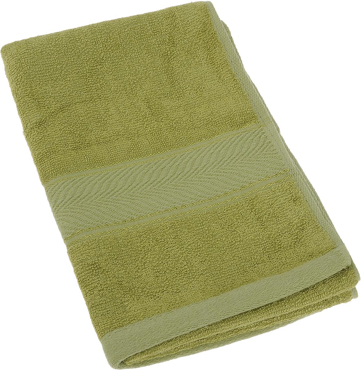 Полотенце Soavita Stefano, цвет: зеленый, 30 х 70 смES-412Полотенце Soavita Stefano выполнено из 100% бамбукового волокна. Изделие отлично впитывает влагу, быстро сохнет, сохраняет яркость цвета и не теряет форму даже после многократных стирок.Полотенце очень практично и неприхотливо в уходе. Оно создаст прекрасное настроение и украсит интерьер в ванной комнате.