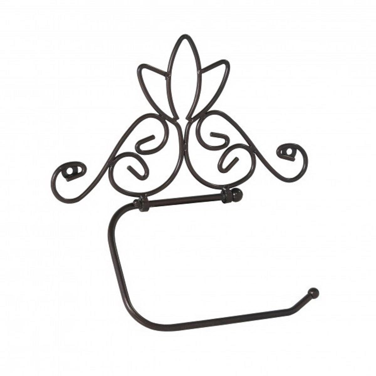 Держатель для туалетной бумаги Axentia Nostalgie, 2 х 23 х 25,5 см68/5/1Держатель для туалетной бумаги Axentia Nostalgie изготовлен из высококачественной стали, которая обработана безопасной и долговечной полимерной порошковой краской.Изделие крепится на стену с помощью шурупов (не входят в комплект). Держатель поможет оформить интерьер в выбранном стиле, разбавляя пространство туалетной комнаты различными элементами. Он хорошо впишется в любой интерьер, придавая ему черты современности. Отлично сочетается с другими аксессуарами из коллекции Nostalgie.Размер держателя: 2 х 23 х 25,5 см.