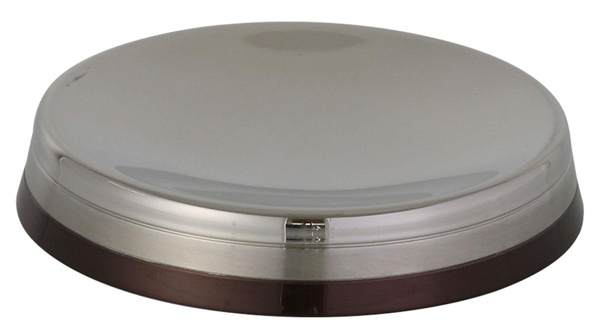 Мыльница Axentia LuccaBL505Настольная мыльница Axentia Lucca изготовлена из нержавеющей стали, долговечного материала, который не боится влажности и механического воздействия. Изделие обработано тремя способами: глянцевая, матовая полировка и бронзовое покрытие. Такая мыльница притягивает взгляд и прекрасно подойдет к интерьеру ванной комнаты.