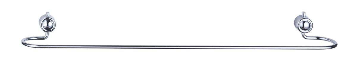 Вешалка для полотенца Axentia Atlantik, настенная, с 1 планкой, 51 х 13 х 5 см12723Вешалка для полотенец Axentia Atlantik изготовлена из высококачественной хромированной стали, устойчивой к высокой влажности. Изделие представляет собой широкую планку, которая крепится на стену с помощью шурупов (в комплекте). Размер вешалки: 51 х 13 х 5 см.