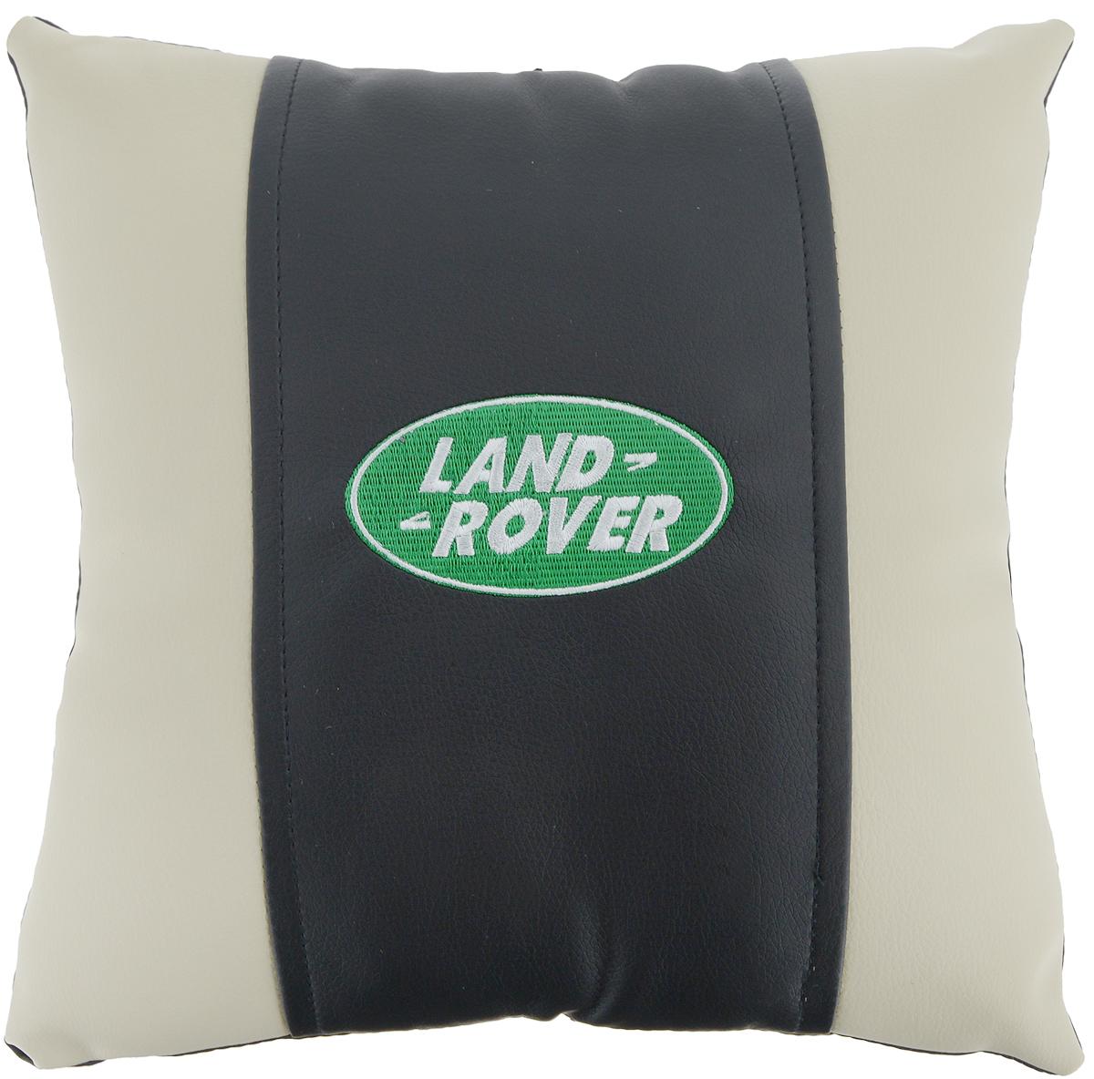 Подушка на сиденье Autoparts Land Rover, 30 х 30 см98298130Подушка на сиденье Autoparts Land Rover создана для тех, кто весь свой день вынужден проводить за рулем. Чехол выполнен из высококачественной дышащей экокожи. Наполнителем служит холлофайбер. На задней части подушки имеется змейка.Особенности подушки:- Хорошо проветривается.- Предупреждает потение.- Поддерживает комфортную температуру.- Обминается по форме тела.- Улучшает кровообращение.- Исключает затечные явления.- Предупреждает развитие заболеваний, связанных с сидячим образом жизни. Подушка также будет полезна и дома - при работе за компьютером, школьникам - при выполнении домашних работ, да и в любимом кресле перед телевизором.
