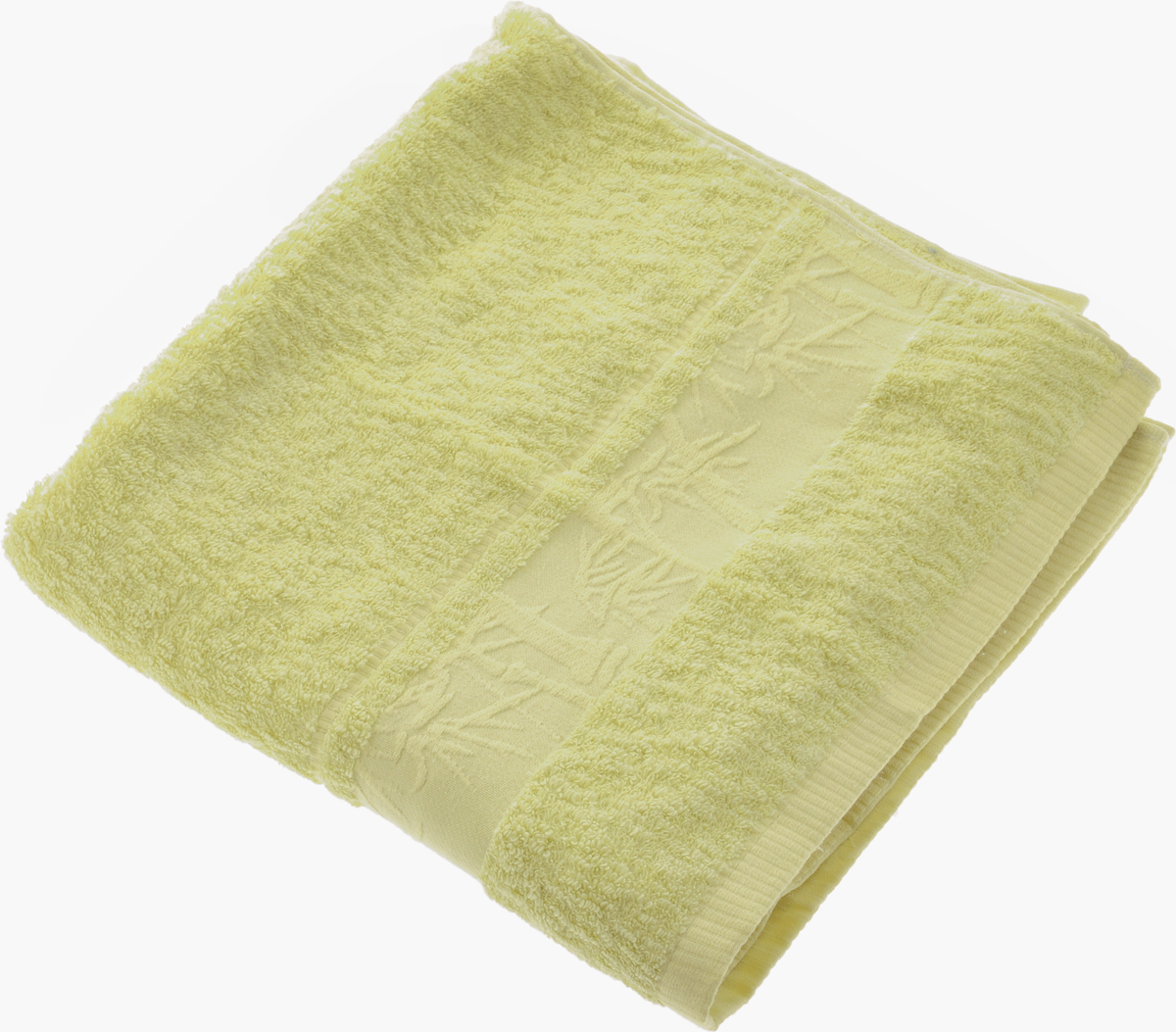Полотенце Soavita Chloe, цвет: светло-зеленый, 30 х 70 смУП-008-02кПолотенце Soavita Chloe выполнено из 100% бамбукового волокна. Изделие отлично впитывает влагу, быстро сохнет, сохраняет яркость цвета и не теряет форму даже после многократных стирок. Полотенце очень практично и неприхотливо в уходе. Оно создаст прекрасное настроение и украсит интерьер в ванной комнате.