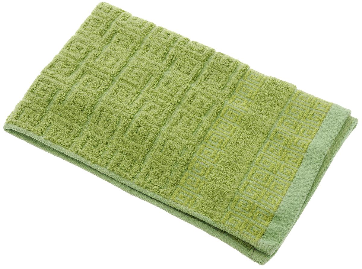 Полотенце Soavita Alber, цвет: зеленый, 30 х 50 смES-412Полотенце Soavita Alber выполнено из 100% бамбукового волокна. Изделие отлично впитывает влагу, быстро сохнет, сохраняет яркость цвета и не теряет форму даже после многократных стирок. Полотенце очень практично и неприхотливо в уходе. Оно создаст прекрасное настроение и украсит интерьер в ванной комнате.