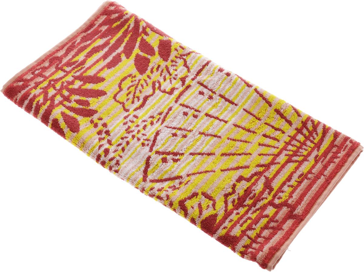 Полотенце Soavita Premium. Веер, цвет: белый, красный, желтый, 45 х 90 смWUB 5647 weisПолотенце Soavita Premium. Веер выполнено из 100% хлопка. Изделие отлично впитывает влагу, быстро сохнет, сохраняет яркость цвета и не теряет форму даже после многократных стирок. Полотенце очень практично и неприхотливо в уходе. Оно создаст прекрасное настроение и украсит интерьер в ванной комнате.Рекомендуется стирка при температуре 40°C.