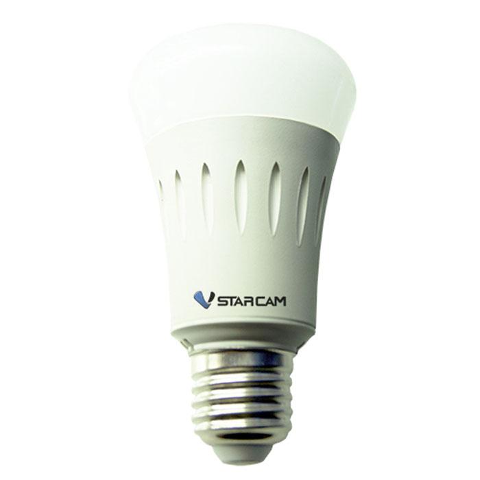Vstarcam WF820 (АF820) умная лампа1600000360204Vstarcam WF820 (АF820) - это WiFi лампа, которой можно управлять удаленно с помощью смартфона Apple или Android из любой точки мира. Умная лампа имеет более 16 миллионов цветов, которыми возможно управлять как вручную, так и автоматически (по сценарию).Эта светодиодная мультицветная лампа экономнее обычных ламп накаливания в 8 раз.Создайте атмосферу удобную вам и соответствующую именно вашему настроению! В случае пропадания электропитания, лампа сама восстановит нужный сценарий работы после включения сети, а при использовании режима Сон, яркость лампы и цветность будет автоматически затухать, до полного пропадания.Лампа имеет цоколь Е27, ее без труда можно установить в любой подходящий плафон. Настроить Vstarcam WF820 очень просто, не требуется никаких дополнительных устройств и пультов, только смартфон и доступ в Интернет.