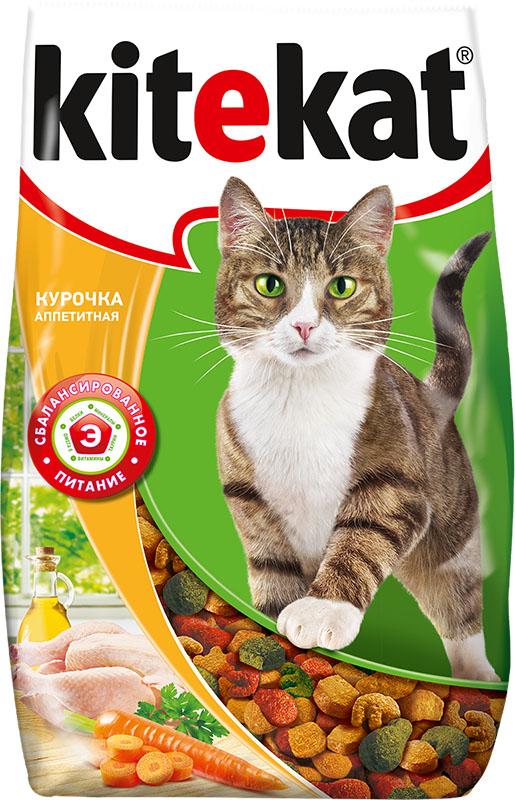 Корм сухой для кошек Kitekat, курочка аппетитная, 800 г12171996Сухой корм для взрослых кошек Kitekat - это специально разработанный рацион с оптимально сбалансированным содержанием белков, витаминов и микроэлементов. Уникальная формула Kitekat включает в себя все необходимые для здоровья компоненты: - белки - для поддержания мышечного тонуса, силы и энергии; - жирные кислоты - для здоровой кожи и блестящей шерсти; - кальций, фосфор, витамин D - для крепости костей и зубов; - таурин - для остроты зрения и стабильной работы сердца; - витамины и минералы, натуральные волокна - для хорошего пищеварения, правильного обмена веществ, укрепления здоровья.Товар сертифицирован.