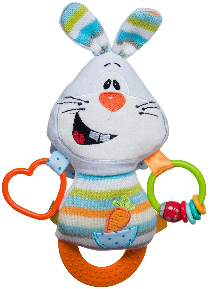 BabyOno Развивающая игрушка Кролик babyono развивающая игрушка гимнастика малыша