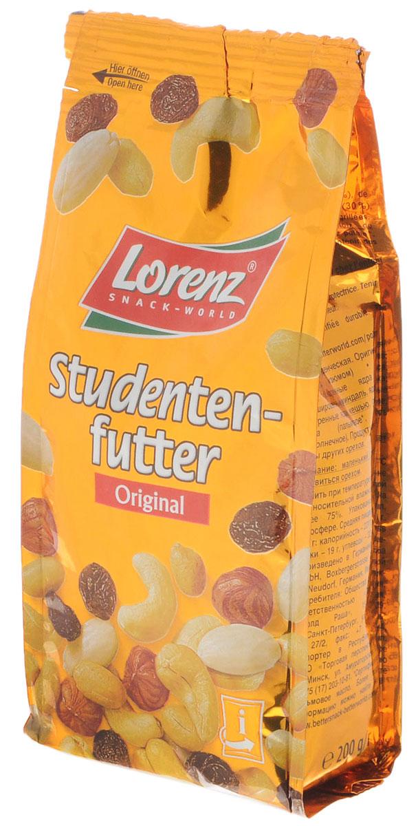 Lorenz смесь студенческая оригинальная, 200 г pediasure смесь со вкусом ванили с 12 месяцев 200 мл