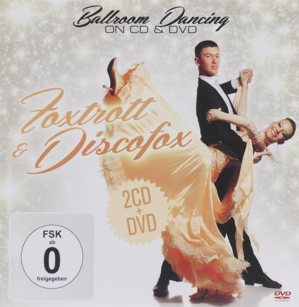 Ballroom Dancing. Foxtrott & Discofox (2 CD + DVD) блокада 2 dvd