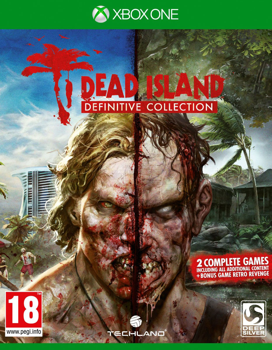 Dead Island Definitive Collection (Xbox One) видеоигра для xbox one dead island definitive edition