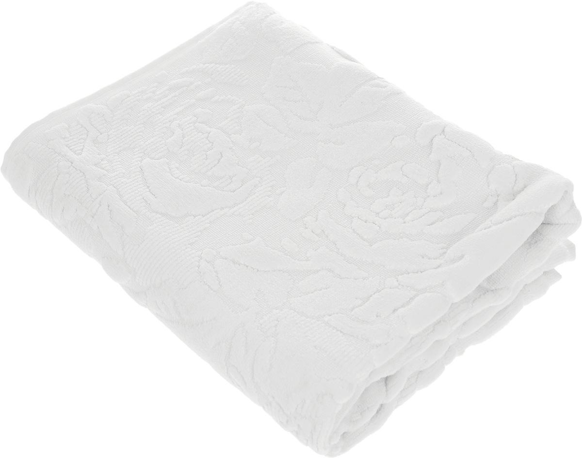Коврик-полотенце для ванной Issimo Home Melrose, цвет: экрю, 60 x 90 см1004900000360Коврик-полотенце для ванной Issimo Home Melrose выполнен из высококачественного хлопка. Такое изделие подарит вам массу положительных эмоций и приятных ощущений. Коврик отличается нежностью и мягкостью материала, утонченным дизайном и превосходным качеством. Он прекрасно впитывает влагу, быстро сохнет и не теряет своих свойств после многократных стирок.