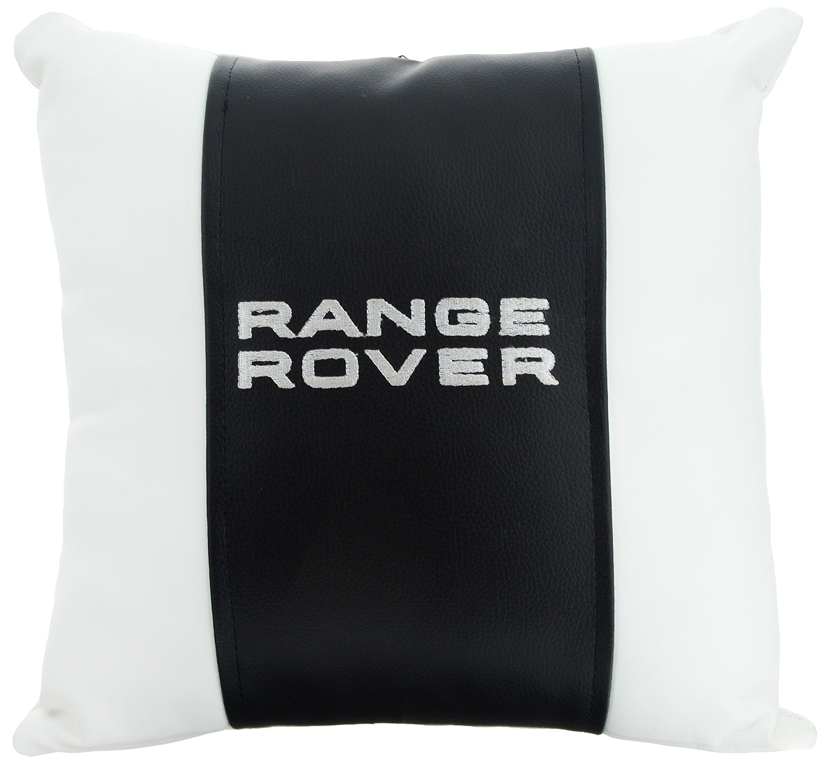 Подушка на сиденье Autoparts Range Rover, цвет: белый,черный, 30 х 30 см1004900000360Подушка на сиденье Autoparts Range Rover создана для тех, кто весь свой день вынужден проводить за рулем. Чехол выполнен из высококачественной дышащей экокожи. Наполнителем служит холлофайбер. На задней части подушки имеется змейка.Особенности подушки:- Хорошо проветривается.- Предупреждает потение.- Поддерживает комфортную температуру.- Обминается по форме тела.- Улучшает кровообращение.- Исключает затечные явления.- Предупреждает развитие заболеваний, связанных с сидячим образом жизни. Подушка также будет полезна и дома - при работе за компьютером, школьникам - при выполнении домашних работ, да и в любимом кресле перед телевизором.