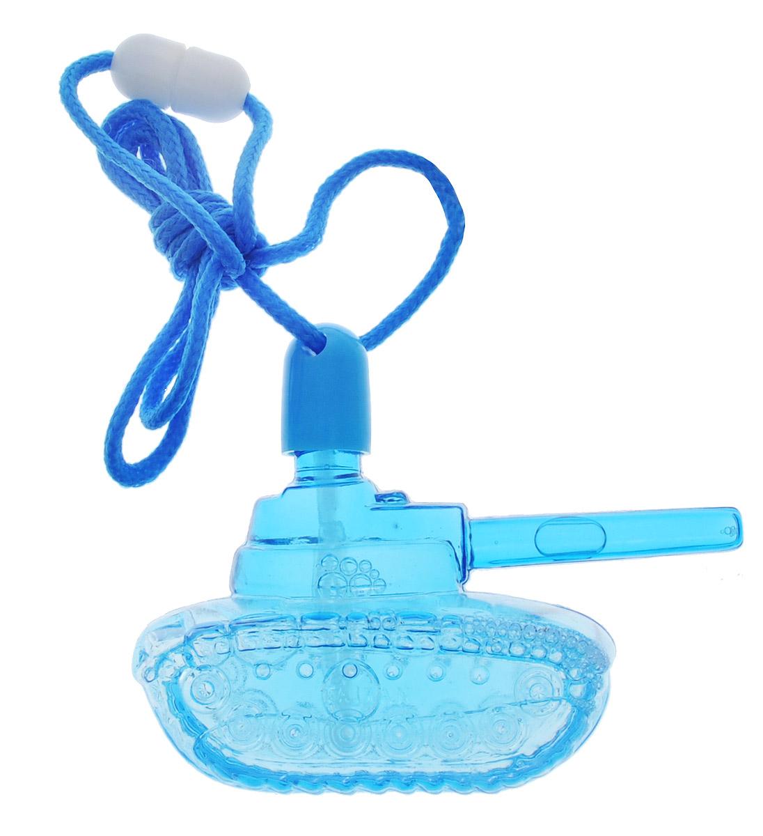 Uncle Bubble Мыльные пузыри Танк цвет голубой игрушка престиж гигантские мыльные пузыри 200мл мп50055